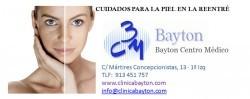 Cuidados para la piel en la reentré-clinica-Bayton