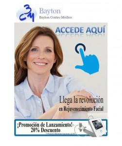 Promocion-lanzamiento-20%-descuento-Rejuvenecimiento-facia-Clinica-Bayton