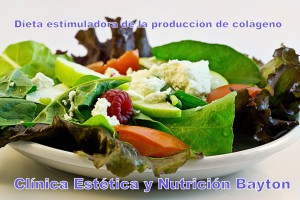 Dieta estimuladora de colágeno