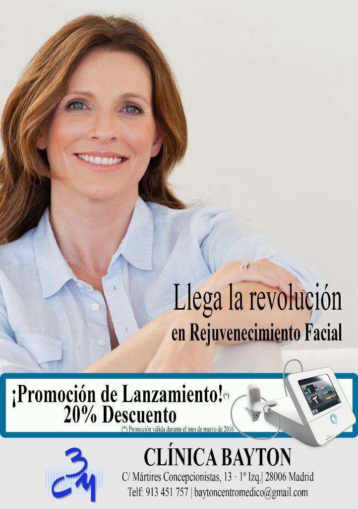 Promocion-lanzamiento-tratamiento-rejuvenecimiento-facial-Clínica-Bayton
