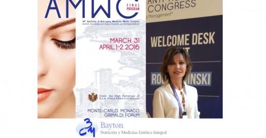 Congreso Mónaco Medicina Estética 2016