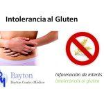 Informacion intolerancia al gluten