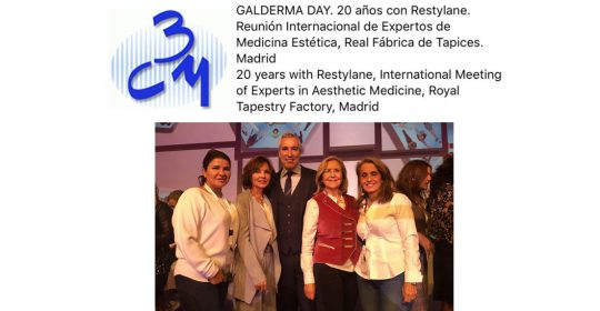 Galderma day 2016 – Madrid