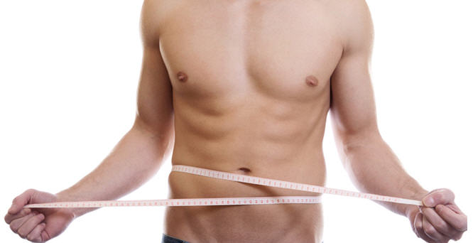 Eliminar barriga en hombre
