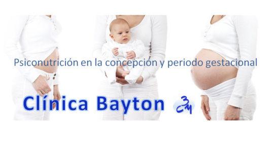 Psiconutrición en la concepción y periodo gestacional