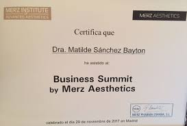 Business Summit by Merz Aesthetics 2017