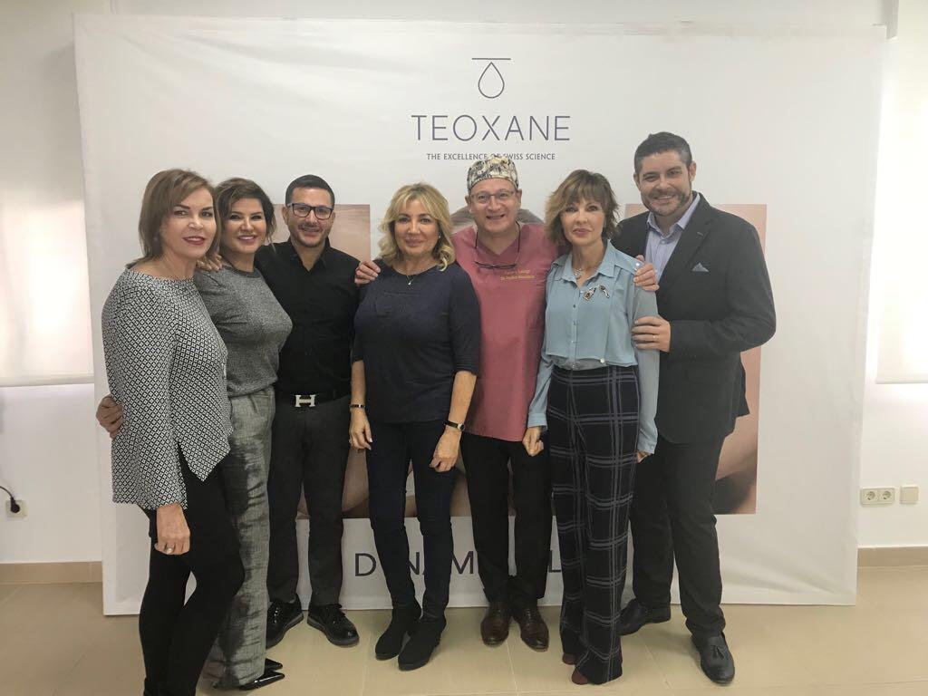 II Jornadas expertos en Teoxane en Madrid 2017 - Dra. Bayton