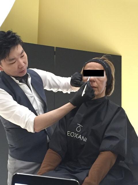 SEME 2018 - Clinica Bayton momentos con Teoxane