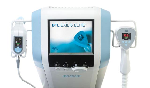 Tratamiento exilis elite - Clinica Bayton - Madrid