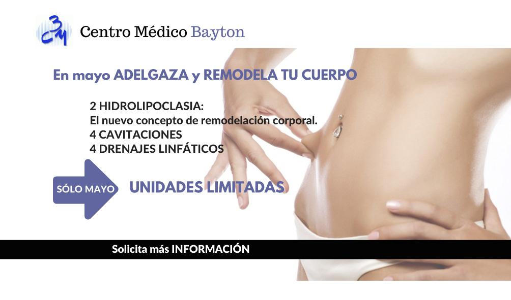 Promocion tratamiento corporal Mayo 2018