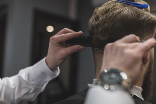 Caida cabello hombre