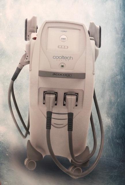 Cooltech Define - Plataforma que permite moldear- Clinica Bayton