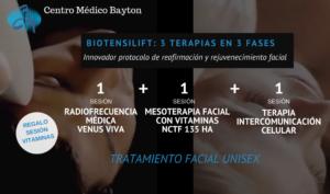 promo facial Febrero 2019