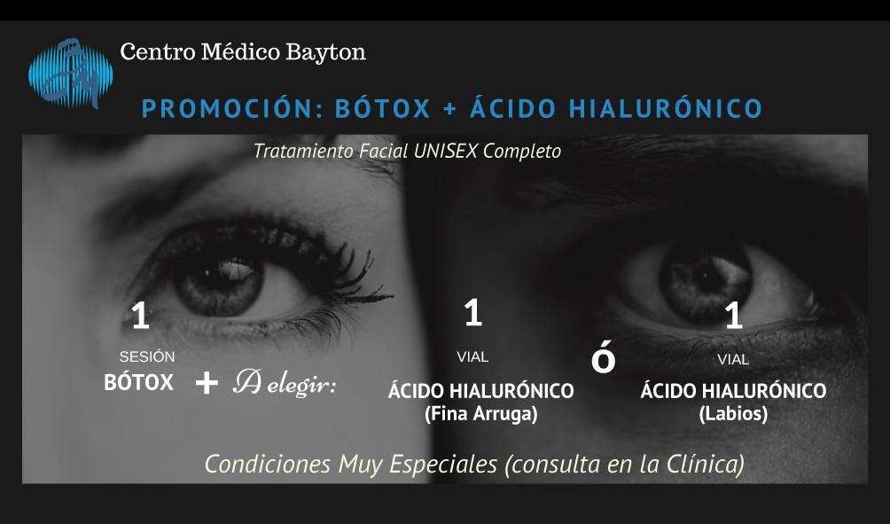 Promo Facial Marzo 2019 - Clinica Bayton