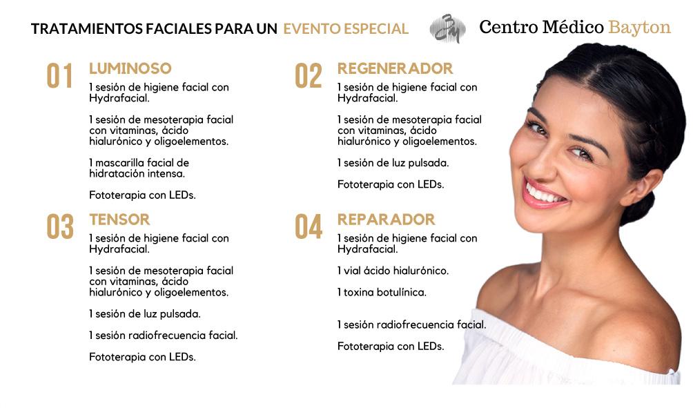 promo facial Mayo 2019
