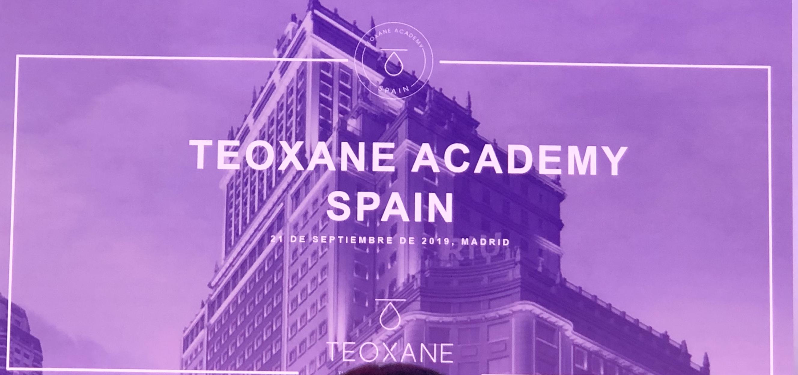 Teoxane Madrid 2019- Clinica Bayton