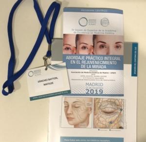 Sesión de Expertos de la Academia de Excelencia en Medicina Estética 2019 - Acreditacion
