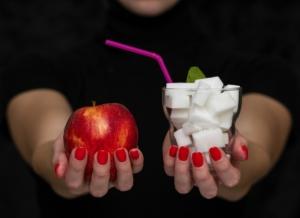 Comer fruta en vez de dulces